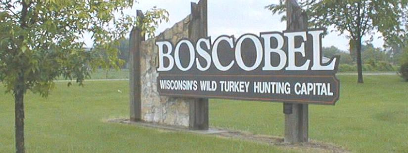 Picture of Boscobel Sign